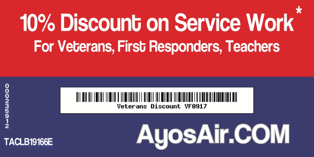 Veterans Coupon